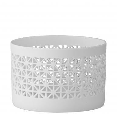 Votive Porcelain White (2 sizes available) - Magnolia Lane
