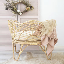 Load image into Gallery viewer, Willow Baby Bassinet | Natural - Magnolia Lane