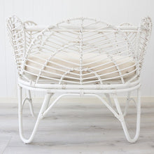 Load image into Gallery viewer, Willow Baby Bassinet | White - Magnolia Lane