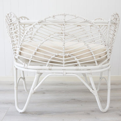 Willow Baby Bassinet | White - Magnolia Lane