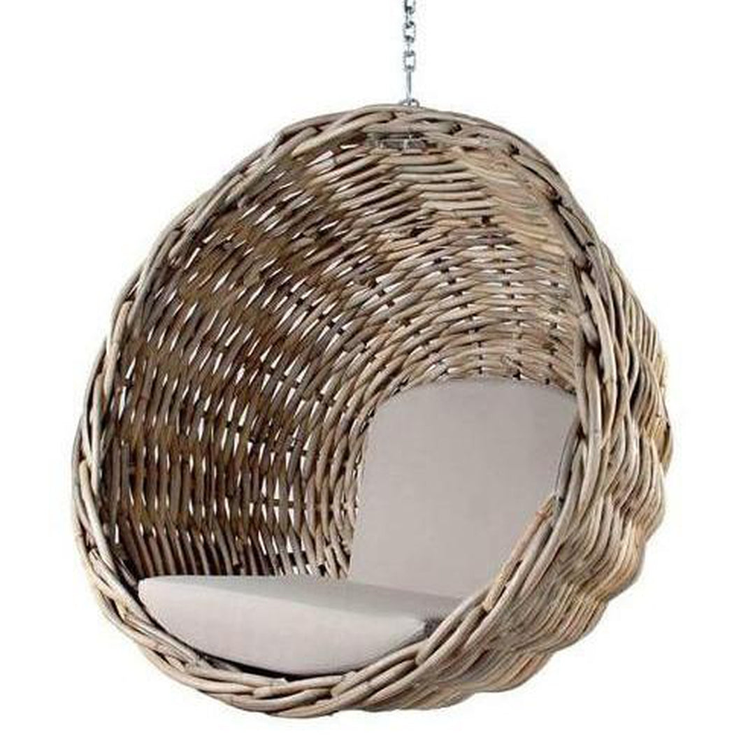 Zulu Hanging Chair by Uniqwa Furniture - Magnolia Lane
