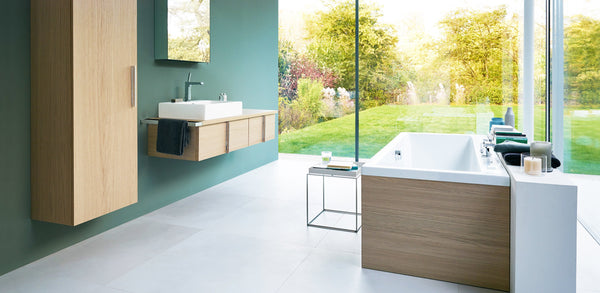Design inspiration: a selection of elegant contemporary bathrooms