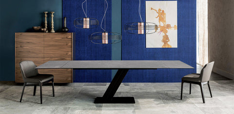 Cattelan Italia, Zeus Keramik Drive Dining Table