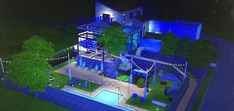 If you can't have your dream home in reality, there's always The Sims... , Distinctify