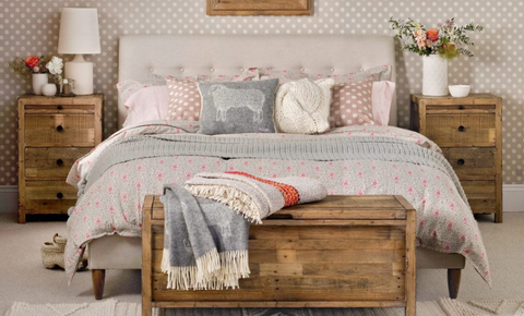 Ideal Home, making your bedroom winter ready