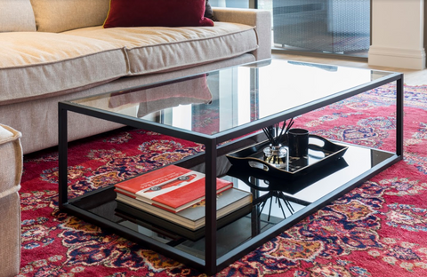 Riga coffee table, Distinctify