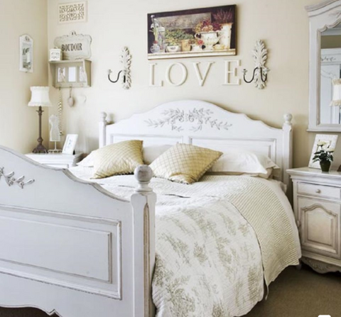 Romantic Bedroom Decorating Tips, Distinctify