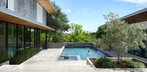 Dwell, A Modern Texan Home