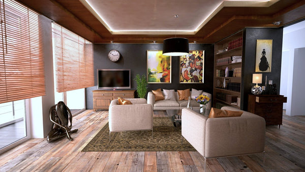 Make more space in your living room
