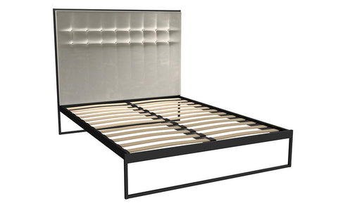 Bed frame with headboard (Double)