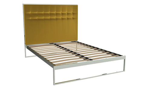 Bed frame with headboard (King)