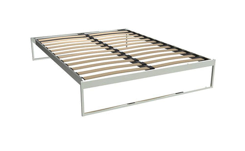 Federico Chrome Bed Frame - Double