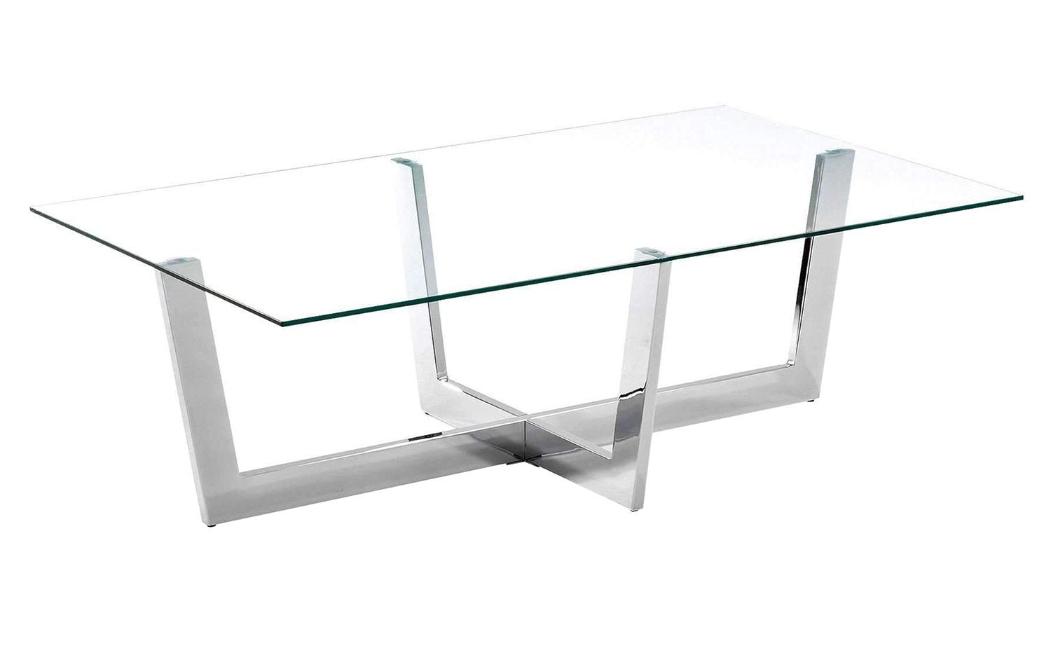 Esatto Coffee Table Chrome