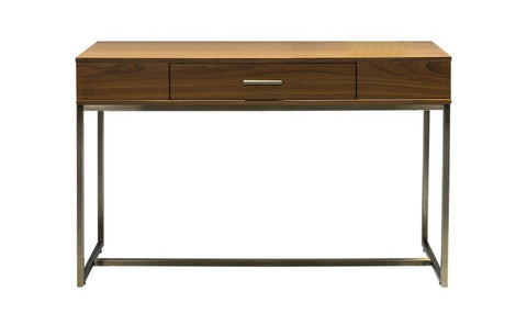 Huxley Console Table - Natural Walnut