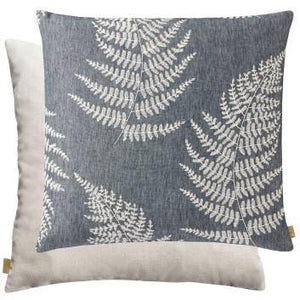 Distinctify Blue Felce Cushion