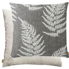 Grey Felce Cushion