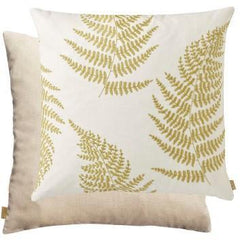 Gold Felce Cushion