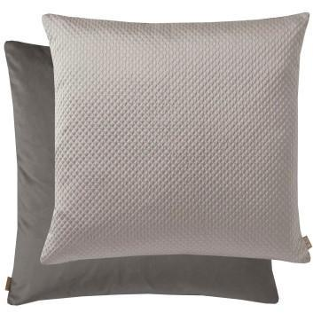 Black & Grey Rombo Cushion