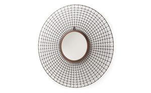 Distinctify Pari Round Mirror