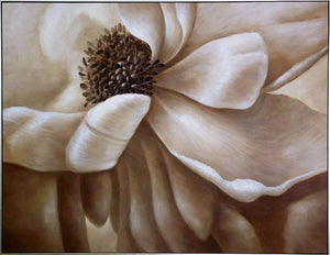 Distinctify Floral Oil Painting
