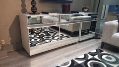 Prisma Sideboard - Mirrored