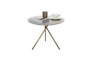 Distinctify Disco Side Table