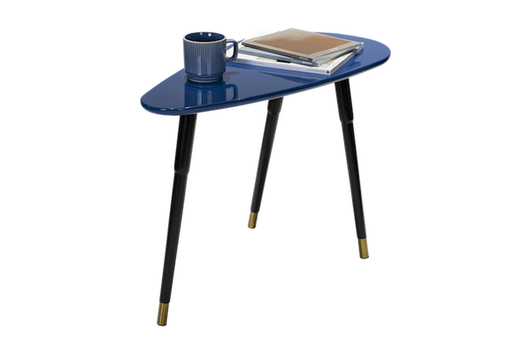 Distinctify Luca Side Table - Blue