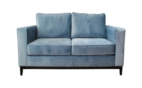 Distinctify Adelaide 2-Seater Sofa - Teal Velvet