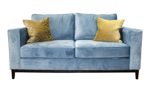 Distinctify Adelaide 3-Seater Sofa - Teal Velvet