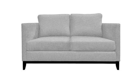 Distinctify Hannah 2-Seater Sofa - Silver