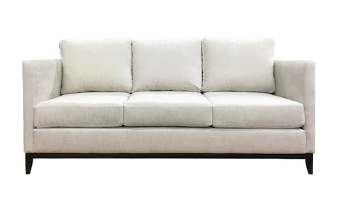 Hannah 3-Seater Sofa - Cream