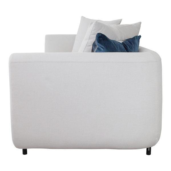 Distinctify Hickman 2-Seater Sofa - Cream