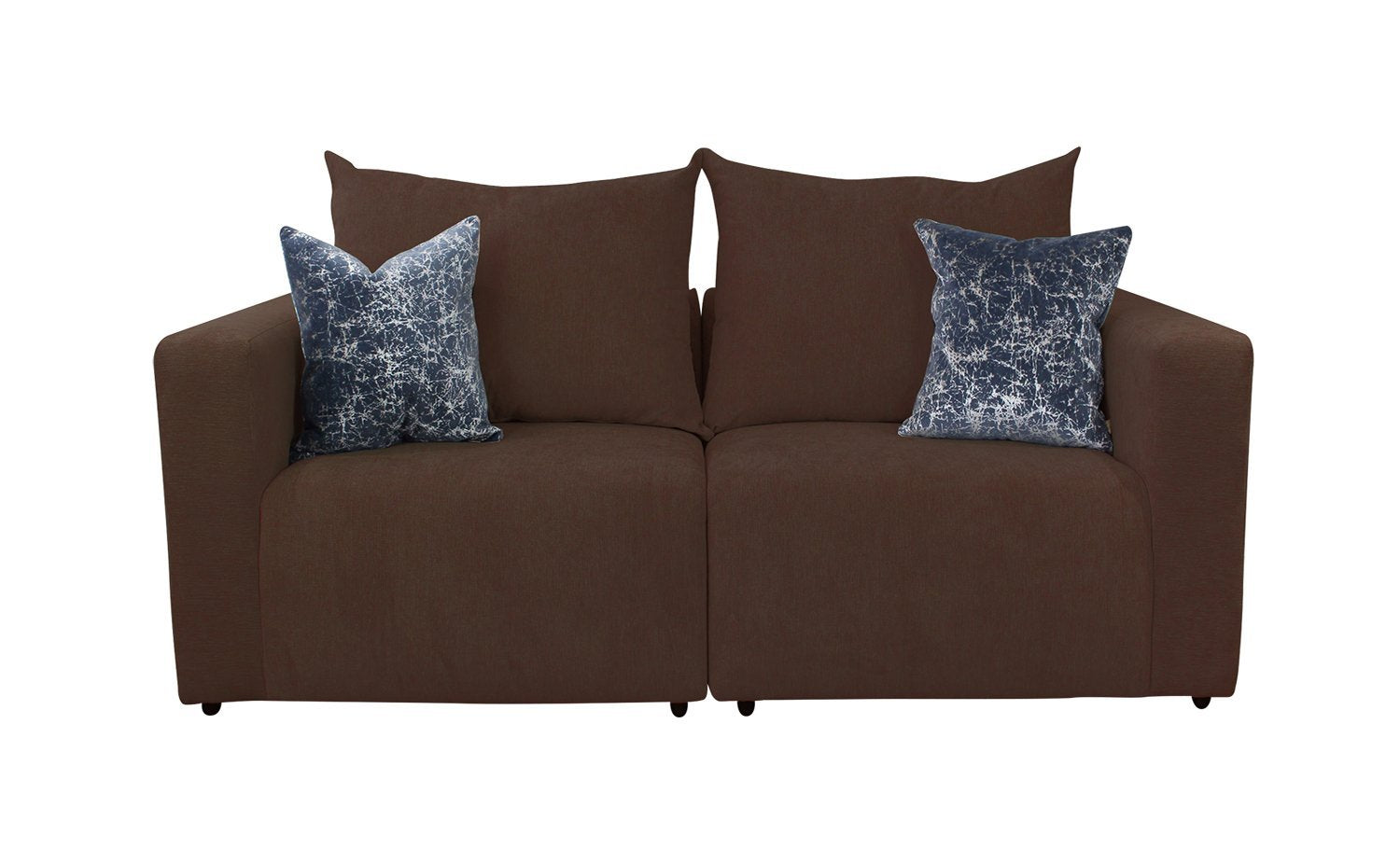 Pulse 2-Seater Sofa - Mocha