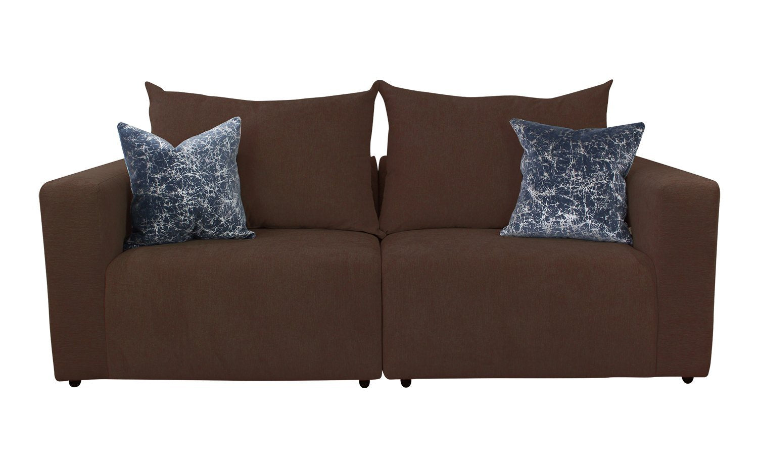 Pulse 3-Seater Sofa - Mocha