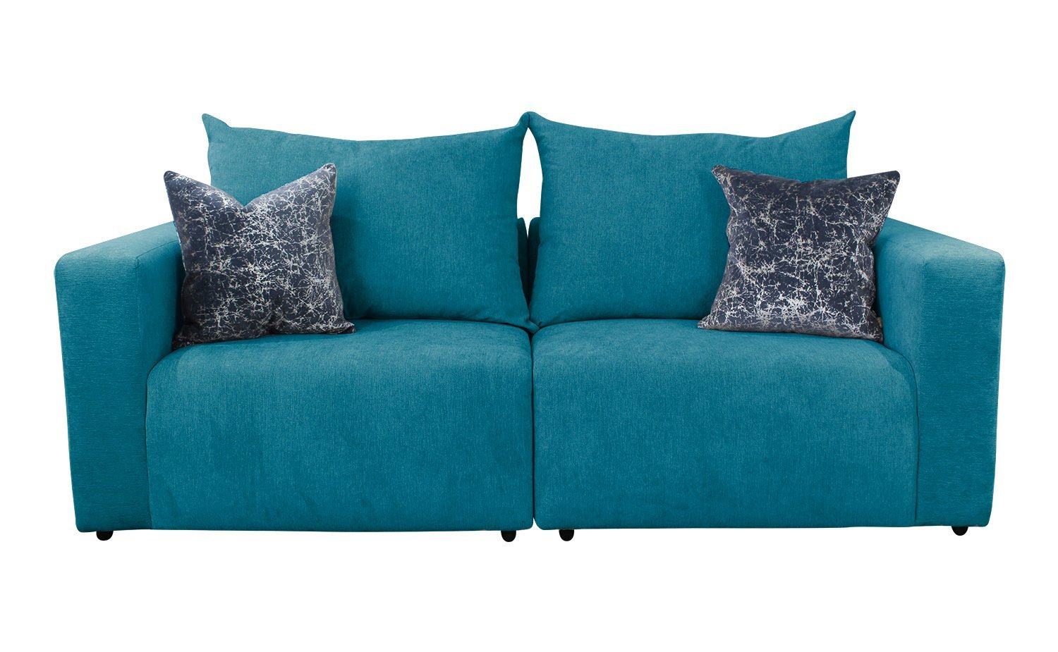 Pulse 3-Seater Sofa - Teal