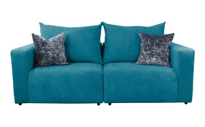 Distinctify Pulse 3-Seater Sofa - Teal