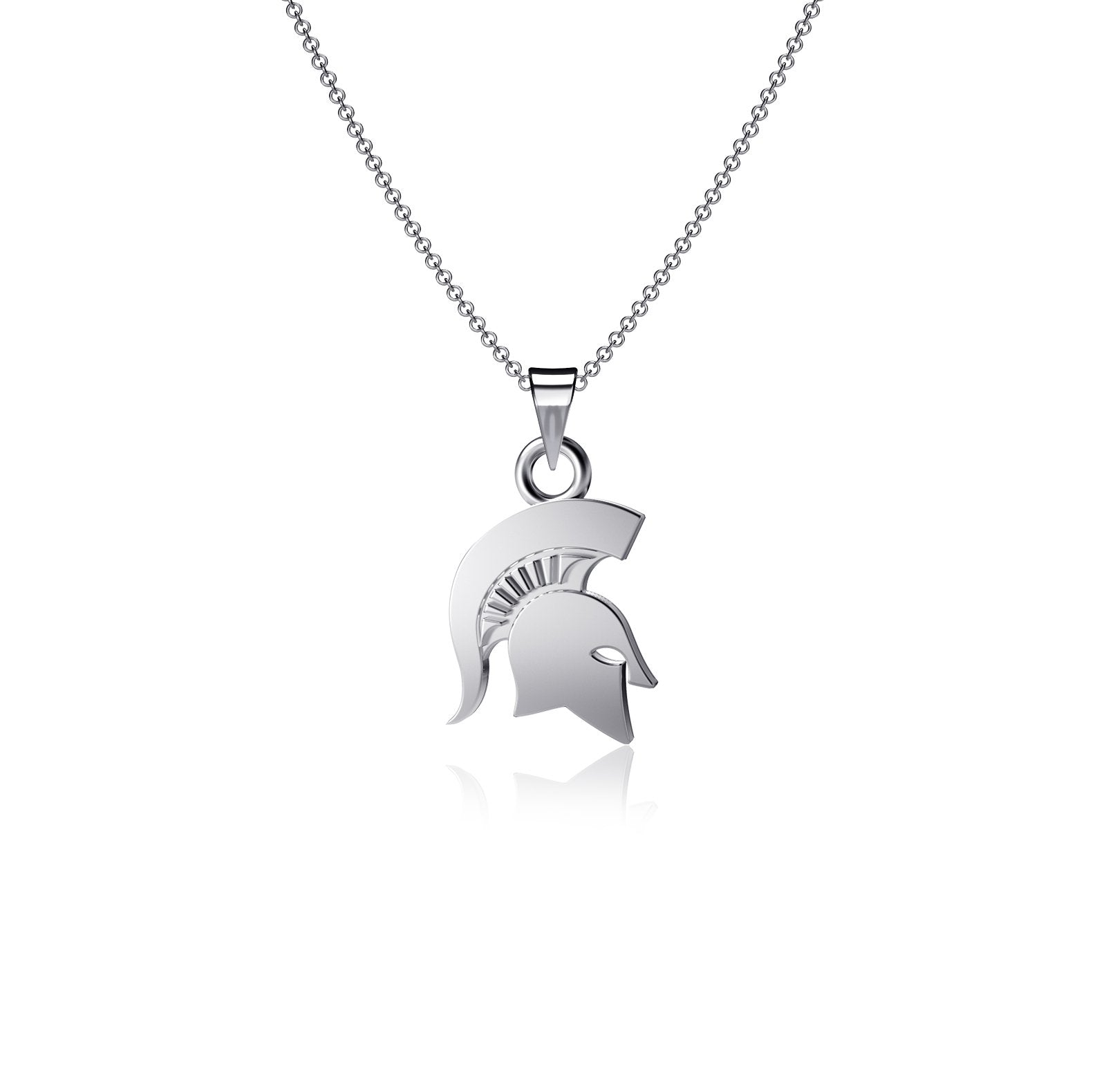Michigan State University Pendant Necklace