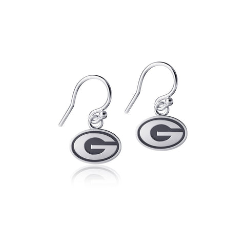 University of Georgia Dangle Earrings
