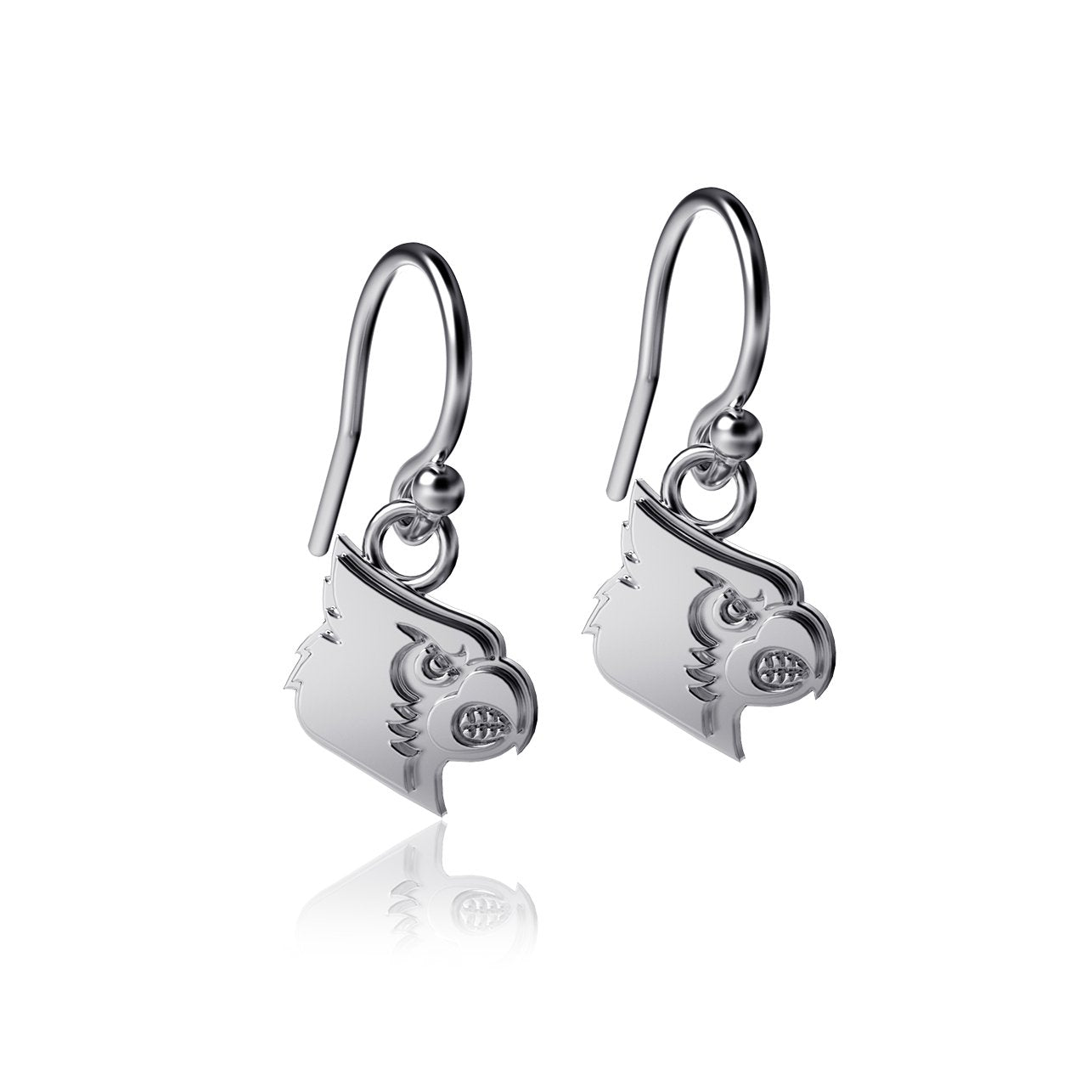 University of Louisville Dangle Earrings