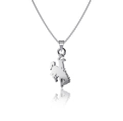 University of Wyoming Pendant Necklace