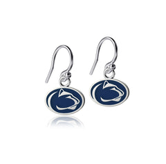 Penn State University Dangle Earrings - Enamel