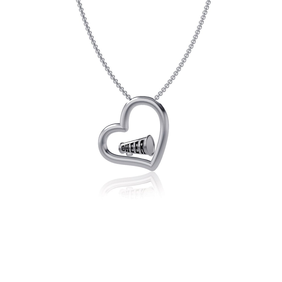Cheer Heart Necklace