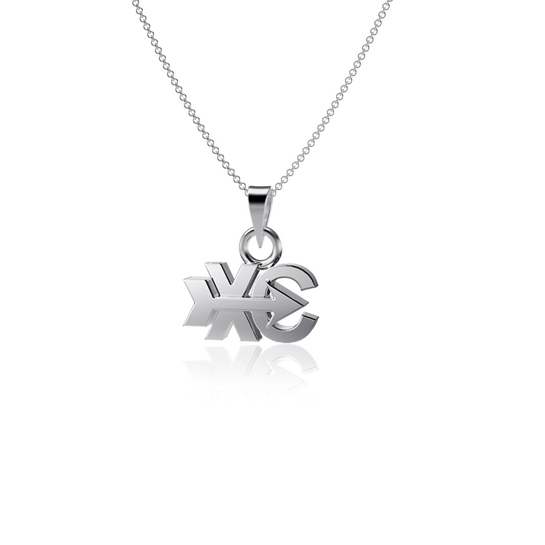 Cross Country Pendant Necklace
