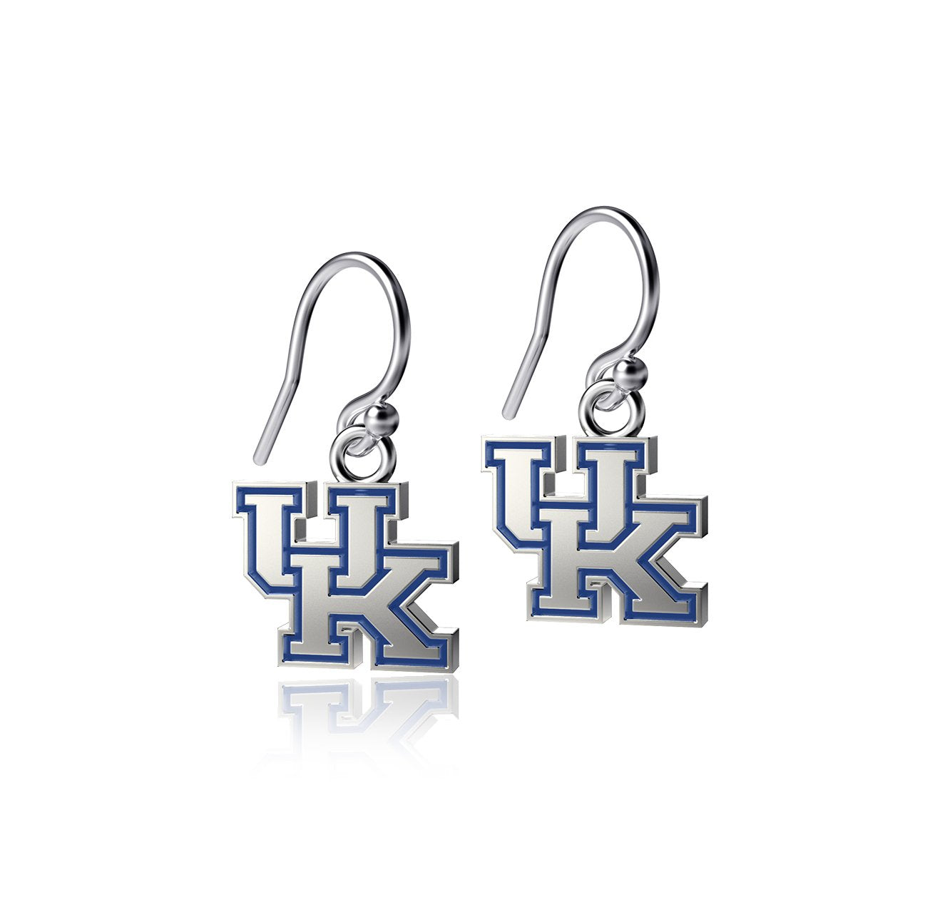 University of Kentucky Dangle Earrings - Enamel