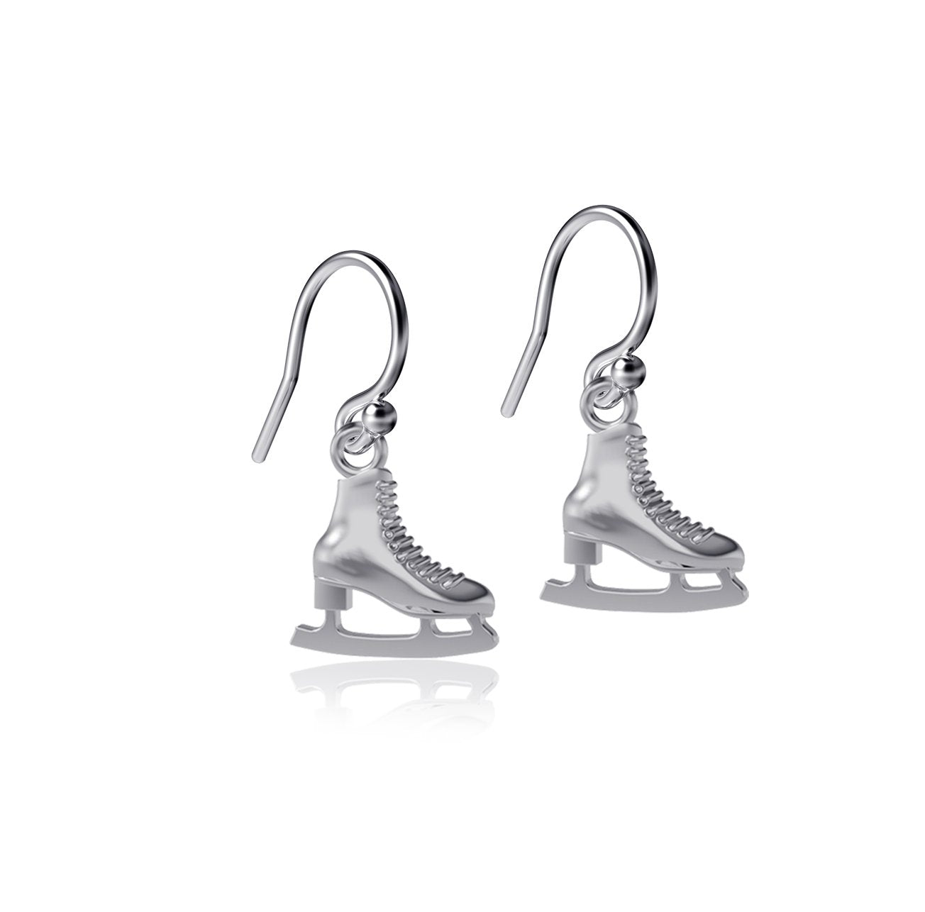 Skate Dangle Earrings