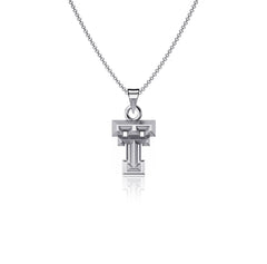 Texas Tech University Pendant Necklace