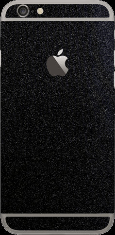 Black Shimmer Skin - iPhone