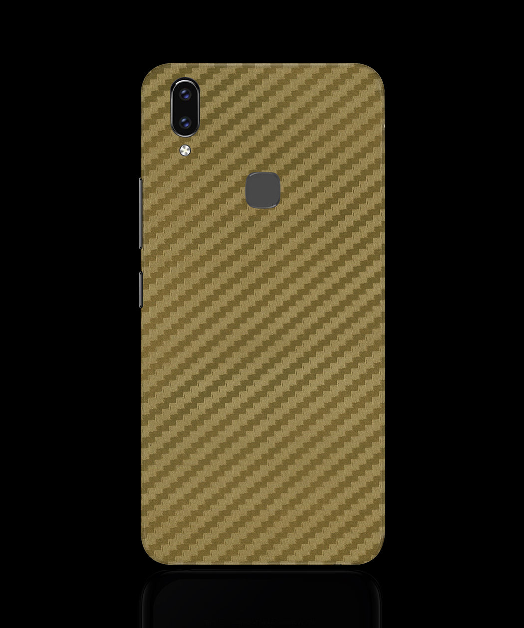 Gold Carbon Fiber - VIVO V9