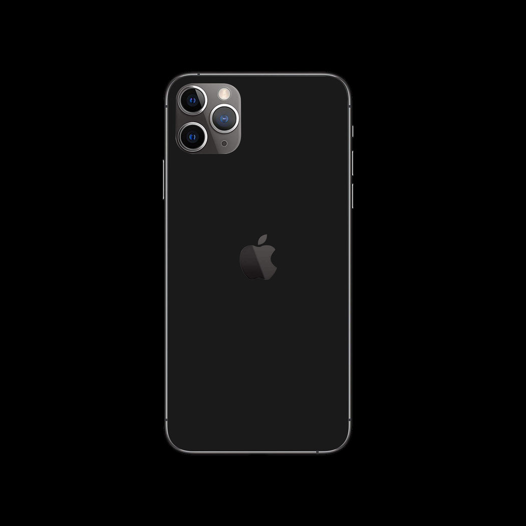 Matt Black Skin - iPhone 11 Pro Max