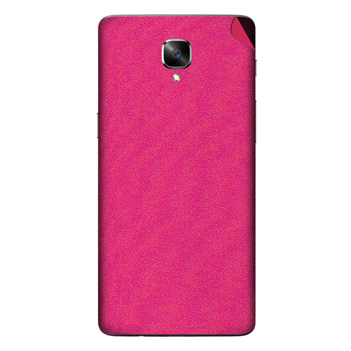 Pink Shimmer - One Plus 3